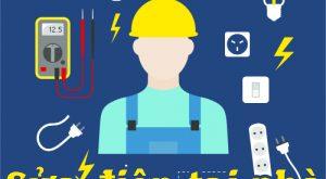 thợ sửa điện tại nhà