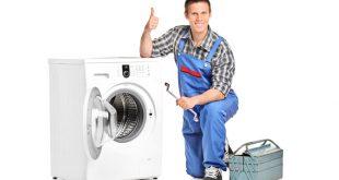 thợ lắp đặt máy giặt