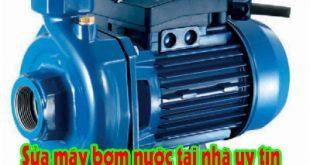 sửa máy bơm nước giá rẻ
