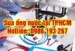 sửa ống nước tại TPHCM