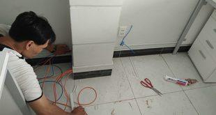 thi công điện nước