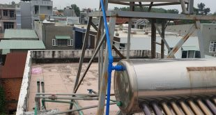 sửa máy nước nóng năng lượng mặt trời